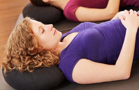 Entspannungskurs für Frauen, die bereits Kinder haben