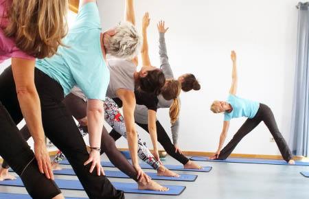Präventionskurs Hatha-Yoga für alle